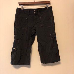 Arc'teryx hiking shorts/capris